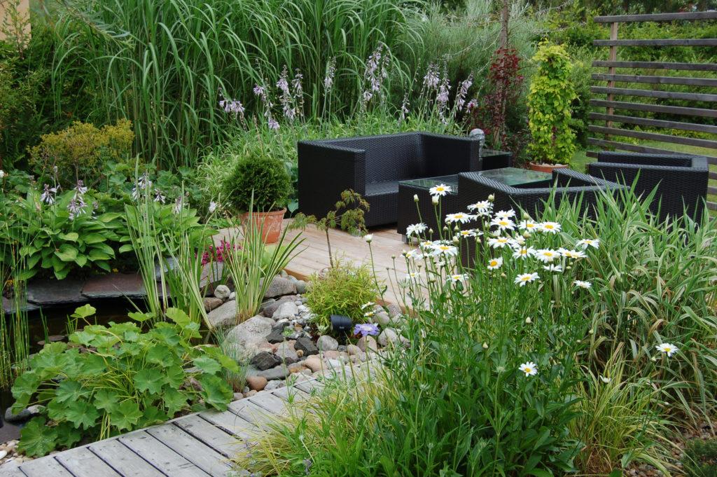 Garten, Aussenanlage